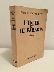 Piedra-Chanlaine-Infierno-Y-El-Paraiso-Novela-Furet-1952