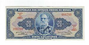 20-Cruzeiros-Bresil-1963-c023-p-168b-Brazil-billet