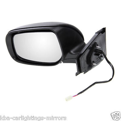 TOYOTA YARIS WING MIRROR 2011-2014 ELECTRIC HEATED MANUAL FOLD ANY COLOUR