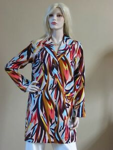 MISSONI-FOR-TARGET-LIMITED-EDITION-CREEPING-FLORAL-TRENCH-COAT-M-NEW