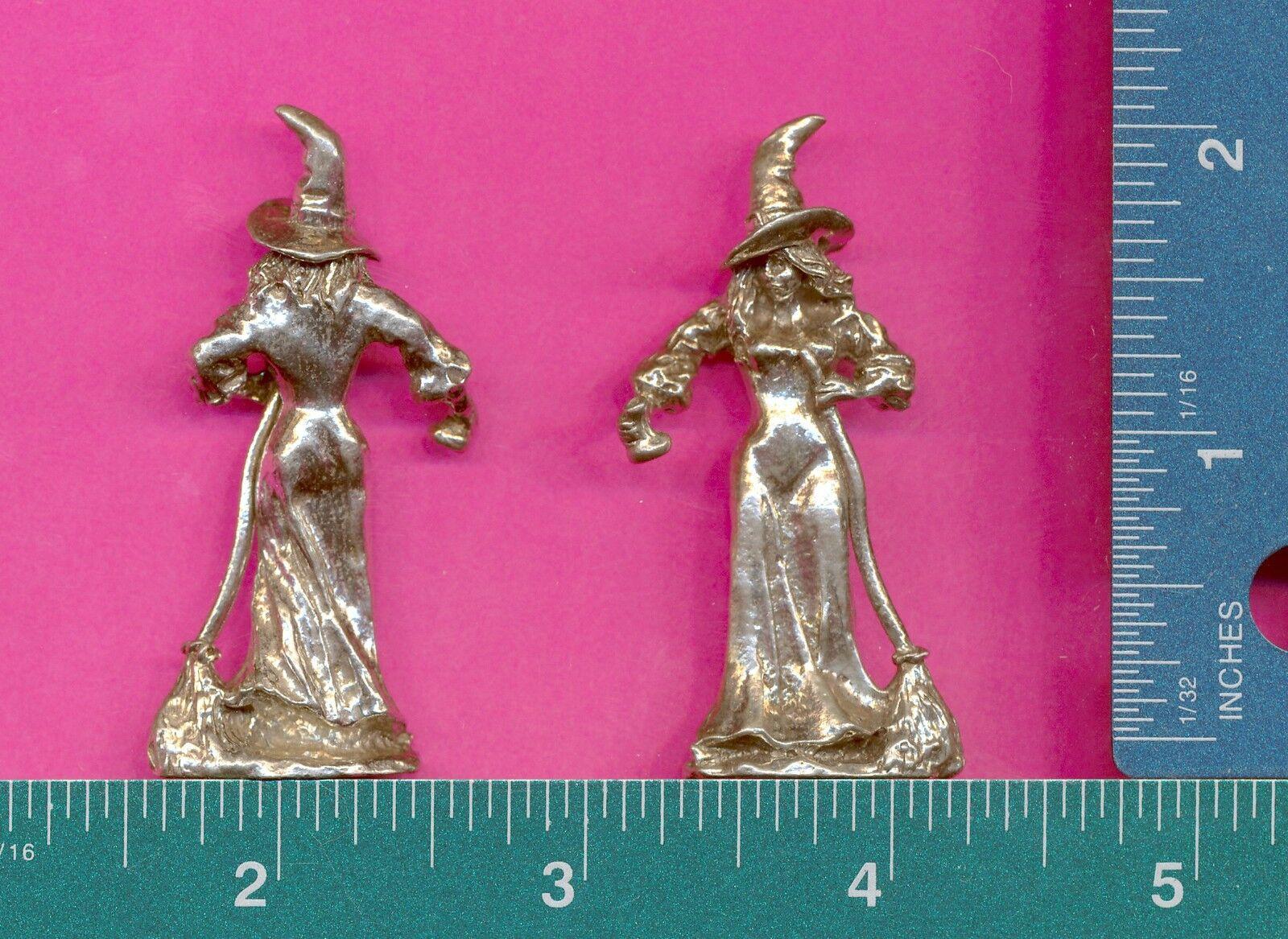 4 wholesale pewter mermaid dolphin figurines E5017