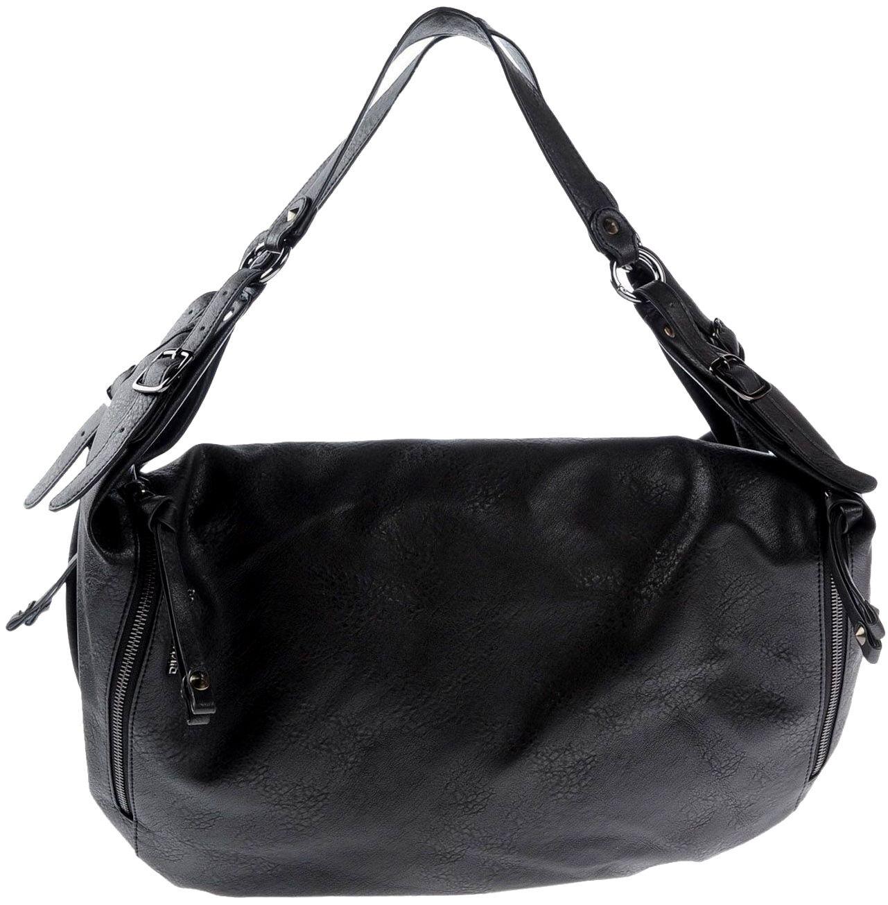 9426cf8753 Zaino Borsa Donna Bikkembergs Backpack Bag Donna Db- Hard Shoulder Shoulder  Shoulder Bag D0304 Bla c9f1b9