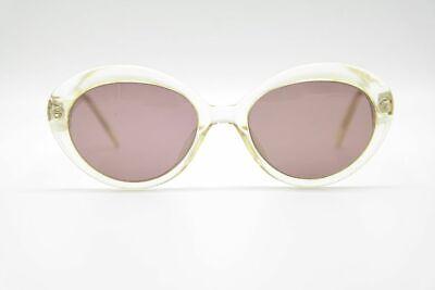 Accurato Coconuts Vintage 3711 004 50 [] 19 Giallo Ovale Occhiali Da Sole Sunglasses Nos-mostra Il Titolo Originale Lucentezza Luminosa