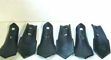 S Tine Sweep 2 Hole 2 34 Wide 716 Holes 14 Thick Cultivator Set Of 6