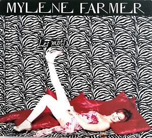 Mylene-Farmer-2xCD-Les-Mots-Digipak-croix-Tirage-limite-France-EX-EX