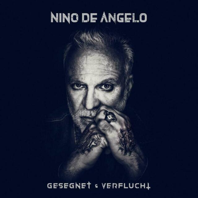 Nino De Angelo - Gesgnet & Verflucht  (Neu 2021)     CD NEU OVP