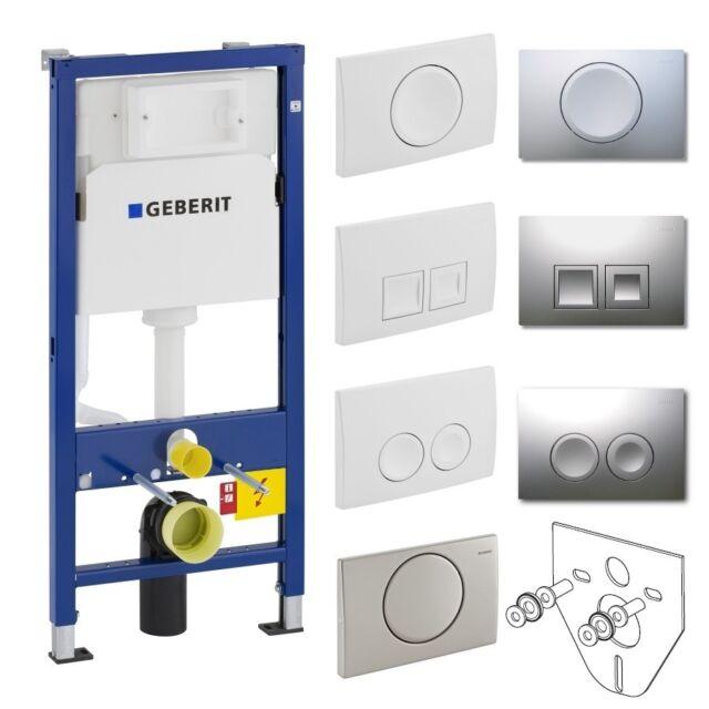 Geberit Duofix Spülkasten Delta Vorwandelement Bauhöhe 112 cm für Wand-WC