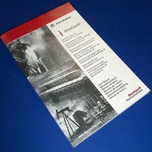 allen bradley driveguard safe off option for powerflex 70 user rh ebay com allen bradley powerflex 70 manuale italiano allen bradley powerflex 70 installation manual