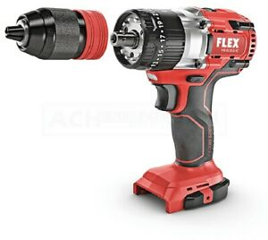 Flex-Cordless-Hammer-Drill-Pd-2G-18-0-Ec-without-Batteries-LG-Box-491-233