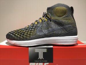 promo code 42178 b6f7f Details about Nike Lunar Magista II FK Flyknit ~ 852614 004 ~ Uk Size 9