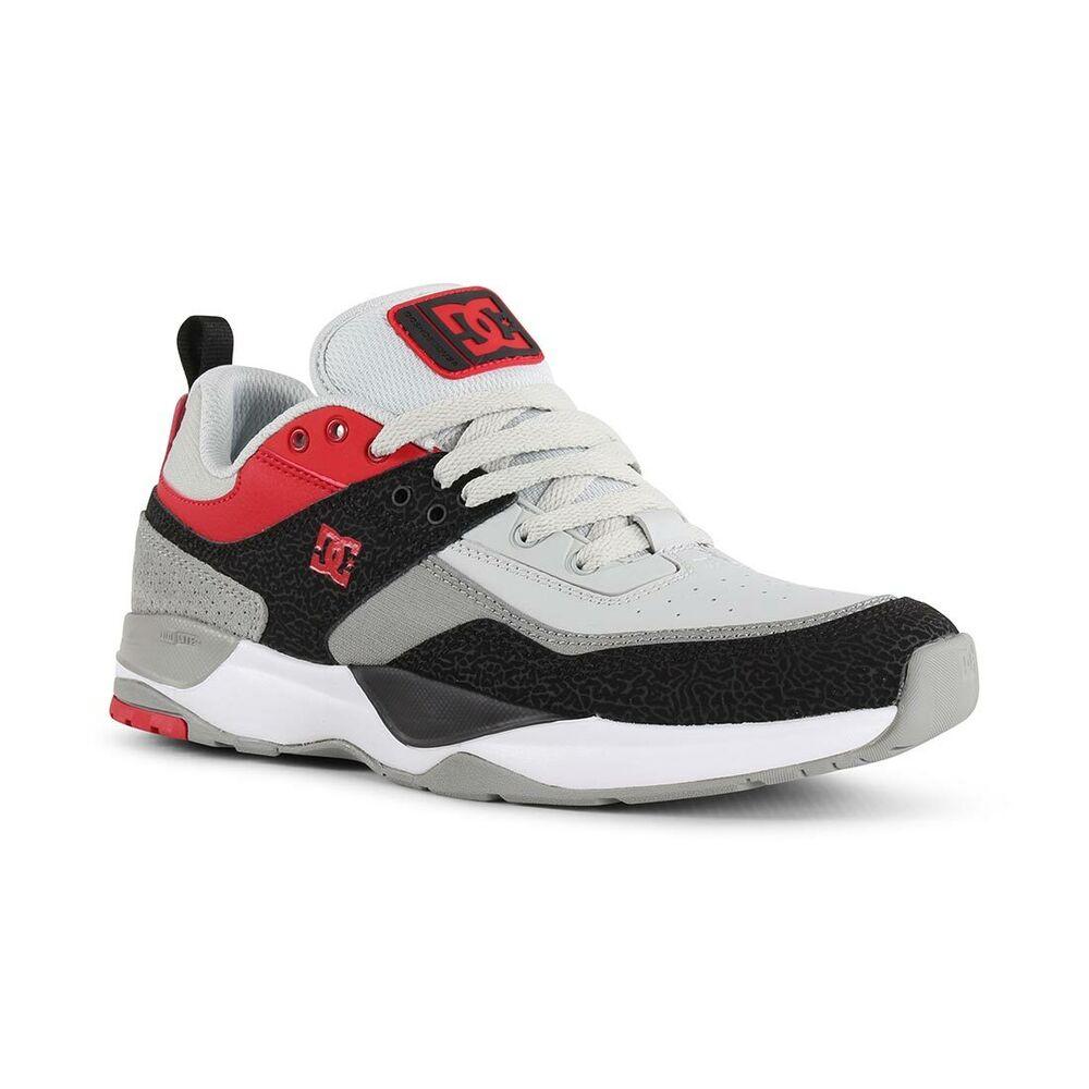 IngéNieux Dc Chaussures E Tribeka-black/athletic Red/cuirassé