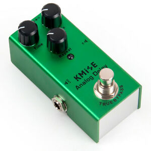 Kmise-Analog-Delay-Single-Guitar-Effect-Pedal-True-Bypass-for-Electric-Guitar