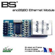 module ethernet mini ENC28J60 AVR STM32 Arduino FR Pro exp. j+0 00823