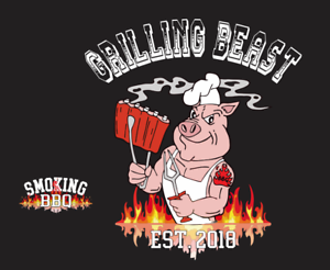 Barbequeing New Smoking /& Grilling Facebook Group WITH POCKET TShirt