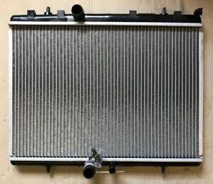 Peugeot-307-2-0Hdi-02-06-Radiator