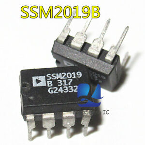 1pcs-SSM2019BN-SSM2019-DIP8-self-contained-audio-preamplifier-new