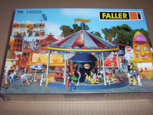 NEU Faller Kirmes 140329 Kinderkarussell