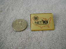 Net 10 Pay as you go Pin Union Made in USA