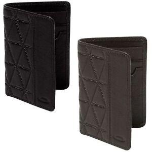 0ced4346004d Details about Oakley Men's Leather Slim Wallet