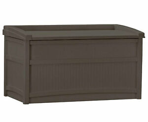 Suncast 50 Gallon Outdoor Deck Storage