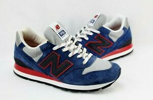 New-Balance-Men-039-s-Fashion-Sneakers-Casual-Athletic-M996CMB-Sizes-7-10-5