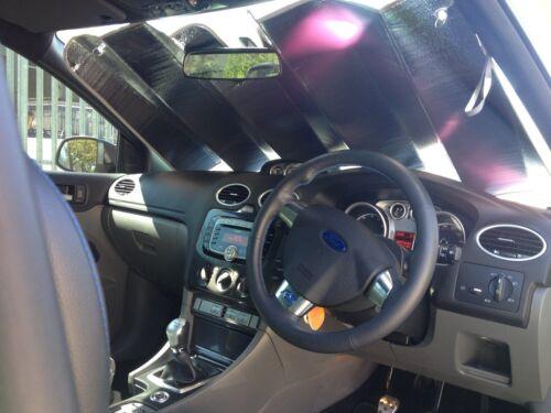 Front Car Windscreen UV Laser Foil Sun Shade Block Screen for Volvo S60