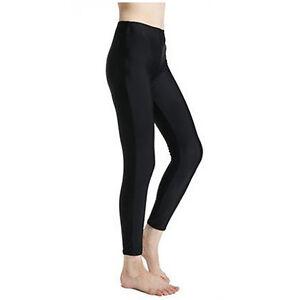 Lynddora-Women-039-s-Active-Fitness-Leggings-Running-Tights-Yoga-Pants-Swim-Bottom
