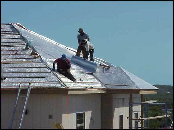 1000 sqft NASA Tech 1//8 Solid Reflective Foam Core Solar Roof Wall Insulation