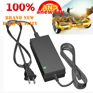 Balancing Scooter Hoverboard Adapter Charger Power Supply 42 V 1.5A PASS-CC USA