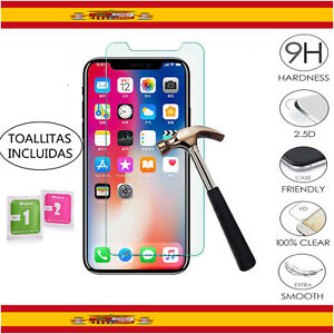 Protector-De-Pantalla-Cristal-Templado-Vidrio-Para-iPhone-X-XS-XR-XS-Max