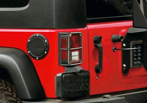 2007-2018 Jeep Wrangler JK Mopar Taillamp Guard Kit 82210270AD