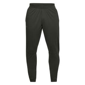 Under-Armour-estilo-deportivo-piquce-Track-Pantalon-Hombre-Deporte-Entrenamiento