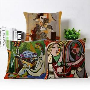 Abstract-painting-Cotton-Linen-Pillow-Cases-Sofa-Car-Throw-pillow-Cushion-Cover