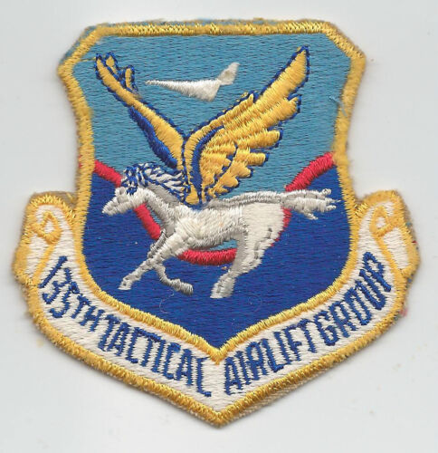 135th TACTICAL AIRLIFT GROUP patch
