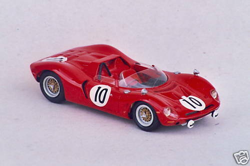 BIZZARRINI  538 S  LE MANS  VROOM  PAINTED  KIT 1 43
