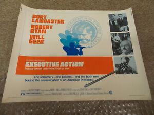 EXECUTIVE-ACTION-1973-BURT-LANCASTER-ORIGINAL-1-2-SHEET-POSTER-22-034-BY28-034