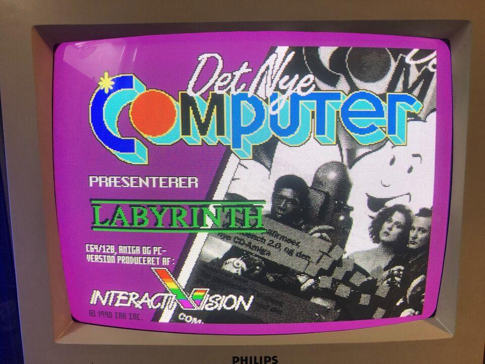 Labyrinth, Amiga 500