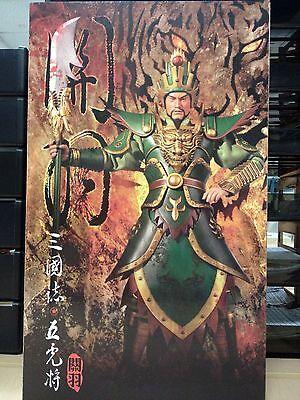 SEA INT'L 1/6 Figure Romance of the Three Kingdoms 三國誌,五虎將- GUAN YU 關羽/GUAN GONG