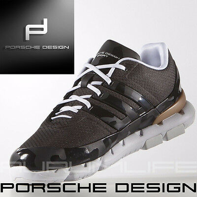 Adidas Porsche Design Shoes Running Shoes Bounce ORIGINALS MENS UK 11 AF4418 | eBay