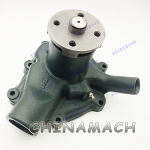 Image Is Loading Water Pump Me996801 Me787131 For Mitsubishi 6d14 6d14t
