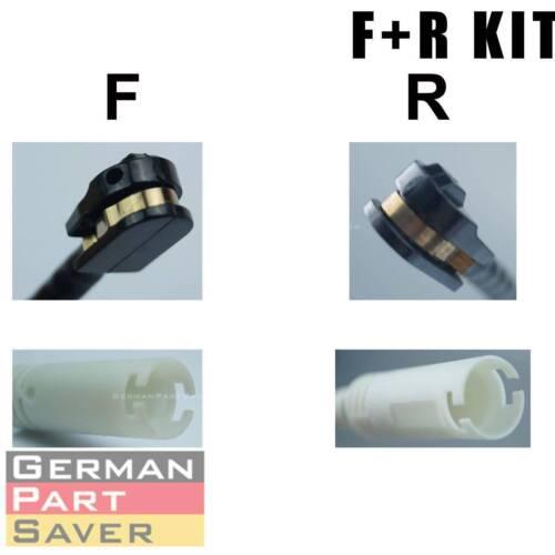 Brake Pad Wear Sensor Kit Front+Rear for E90 E92 E93 34356792560 /& 34356792564