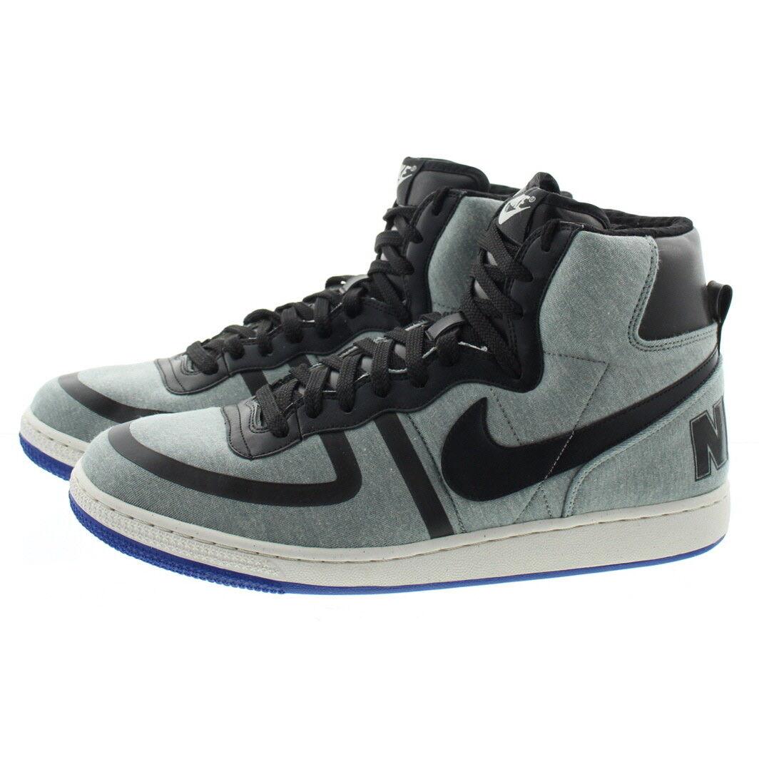 Nike 307147 Mens Retro Terminator Hi Top Basketball Tennis shoes Sneakers