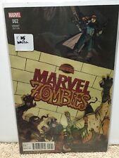 Marvel Zombies #2 Variant 1:25 Walta Comic Book