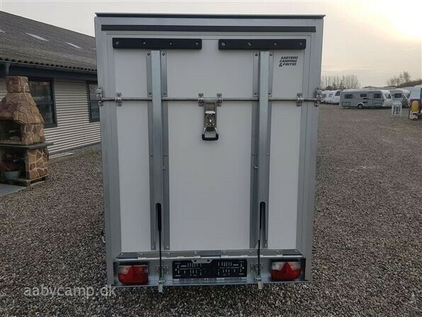 Rampe Cargo F7524DT 150 med Rampe, lastevne (kg): 750
