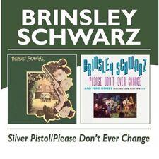 Brinsley Schwarz Silver Pistol/Please Don't Ever Change CD NEW SEALED Nick Lowe