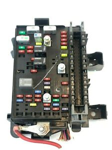 [DIAGRAM_5LK]  2003 Oldsmobile Bravada Engine Fuse Box Relay Oem | eBay | 1998 Oldsmobile Bravada Fuse Box |  | eBay