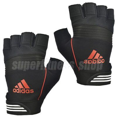 Leo un libro empujar Nacional  Adidas Performance Climacool Fitness/Training Gloves, Orange   eBay