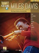 Trumpet Play-Along MILES DAVIS Play SUMMERTIME Blackbird MUSIC BOOK Online Audio