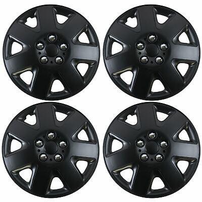 UKB4C 4 x NEX Wheel Trims Hub Caps 13 Covers fits Peugeot 106 107 108 206 207 208
