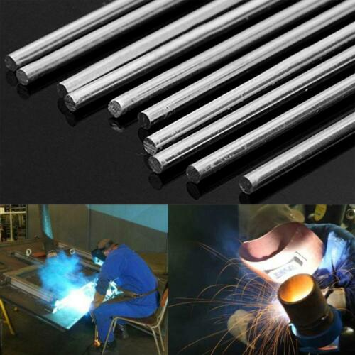 10pcs Easy Melt Weld Rod Low Temperature Aluminum Wire Brazing 1.4mmx500mm